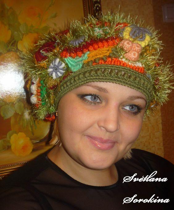 "Ravelry: SvetlanaSorokina's Kit "" Autumn FreeForm"""