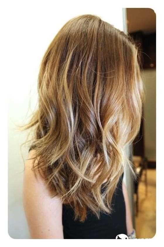 65 Erfrischende Lange Bob Frisuren Fur 2019 2020 Dark Blonde Hair Color Hair Highlights Dark Blonde Hair