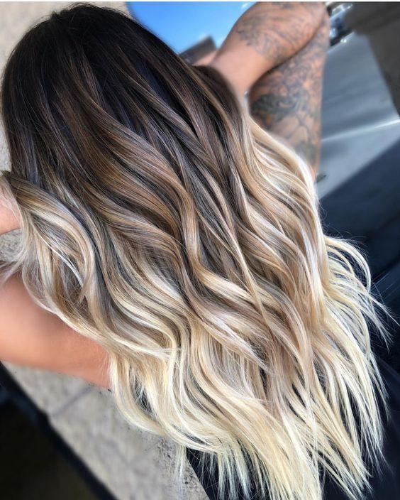 Pinterest Hair Health Style In 2019 Balayage Hair
