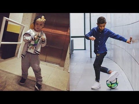 Cristiano Ronaldo S Son Vs Neymar S Son Who Is The Most