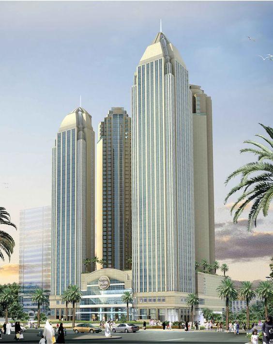 Capital Plaza Hotel Tower - Abu Dhabi