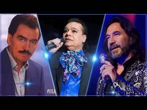 Joan Sebastian Juan Gabriel Marco Antonio Solis Foram Os Mais Bem Sucedidos Youtube En 2020 Mejores Canciones Canciones Románticas Musica Del Recuerdo