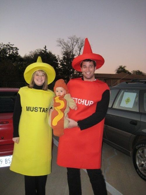 8 best images about Disfraces on Pinterest Hot dogs, Lightning and - halloween costumes ideas