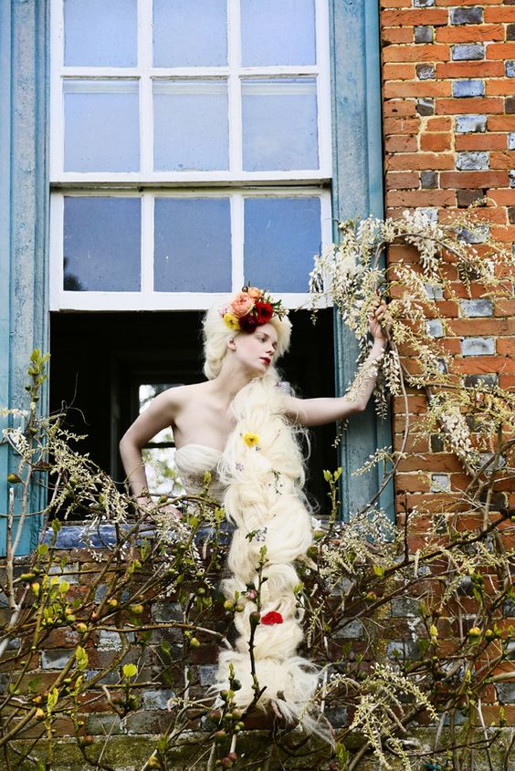 Rapunzel Photo Shoot Styled by Ruby Weddings Shot by SLR Photography