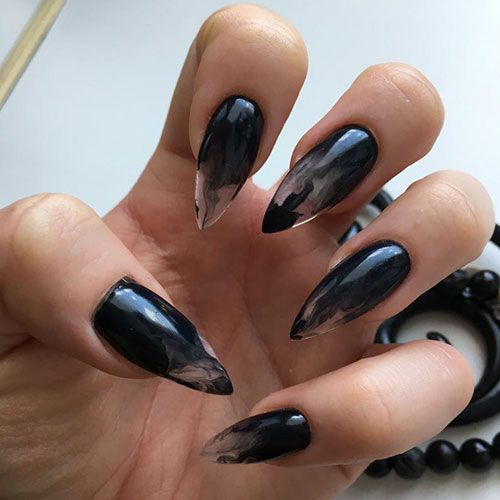 55 Best Stiletto Nails Short Long Stiletto Nail Designs To Get In 2020 In 2020 Long Stiletto Nails Stiletto Nails Designs Stiletto Nails