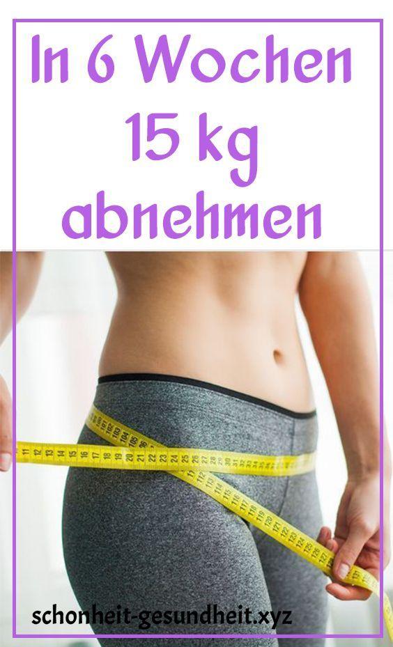 Effektive Diät, um in einem Monat Gewicht zu verlieren