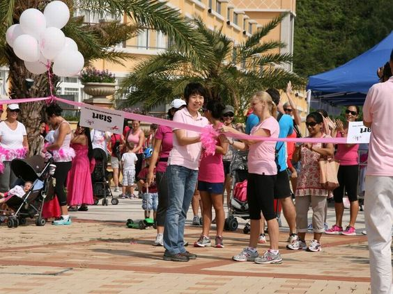 Think pink! 5 best ways to support Breast Cancer Awareness Month  Pink Ribbon