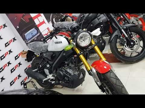 New Yamaha Xsr155 Price Bike Mileage Top Speed Bike Videos