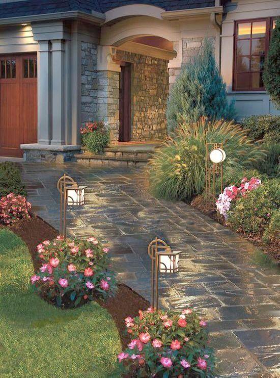 Landscape Gardening Darlington Amazing Garden Lighting Ideas Considering Landscape Gardening Manc Small Front Gardens Backyard Landscaping Front Yard Design