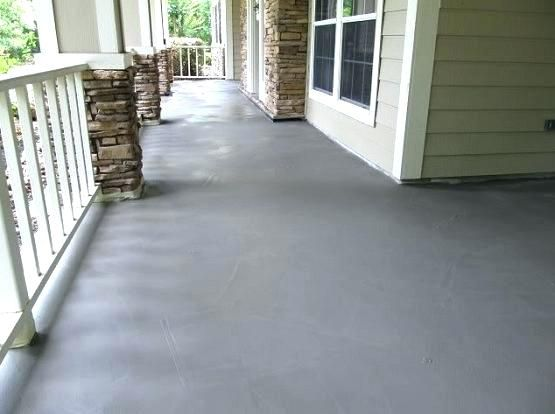 Exterior Concrete Floor Paint Colours