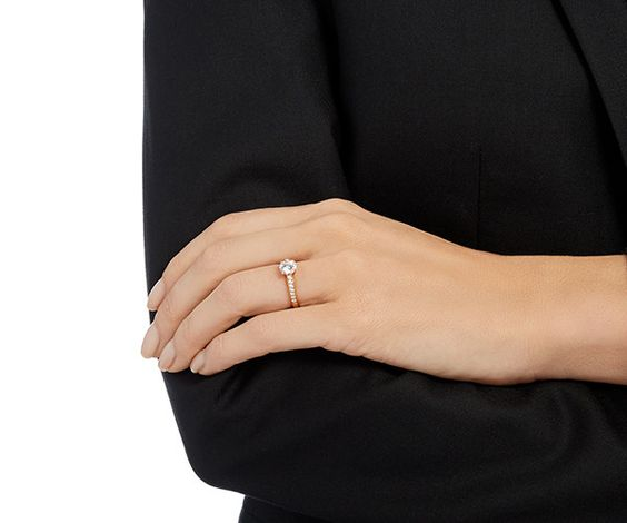 LOVE. Attract Ring from #Swarovski