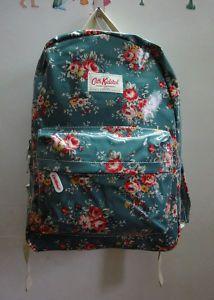 gorgeous oil cloth cath kidston rucksack! mmm