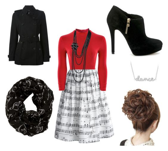"""Dressy winter"" by brightlight4god ❤ liked on Polyvore"