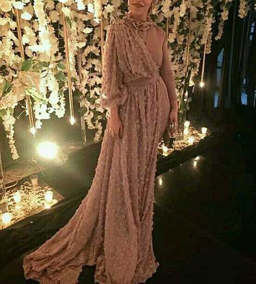 Tesettur Abiye Modeli 2019 Payet Elbise Elbiseler Kiyafet