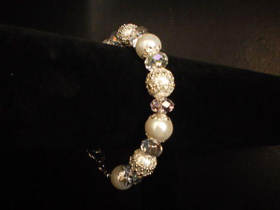 LDS Temple Bracelet by PolkadotPansy on Etsy, $15.00  Copyright Pending 2011