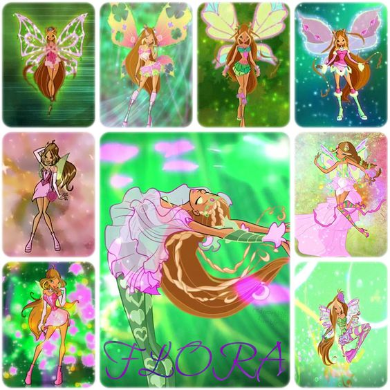Flora magic winx charmix enchantix believix - Winx magic bloomix ...