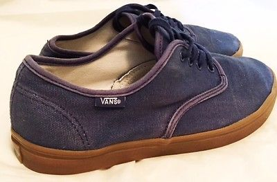 Vans Skate Shoes Womens Size 9 Canvas Blue Skateboarding Shoes Vans Shoes https://t.co/yHEQqlQOq0 https://t.co/i9NT5wRW22