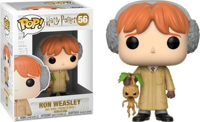 >56 Ron Weasley Herbology Funko Pop