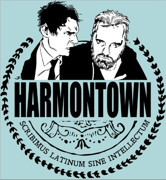 Harmontown as it is produced by our founder Dustin Marshall