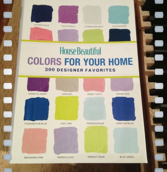 house beautiful: colors for your home | tedkennedywatson | to