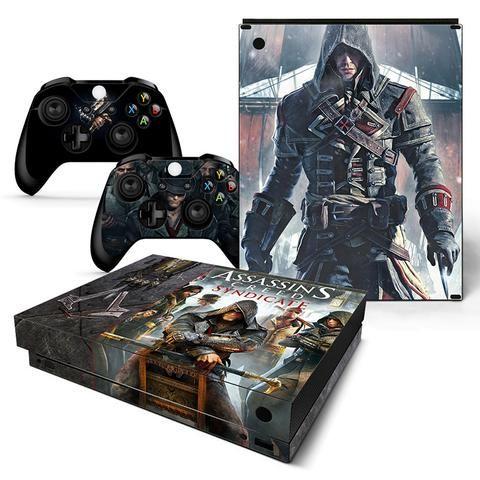 Assassins Creed Syndicate Rebellious Jacob Xbox One X Skin Xbox