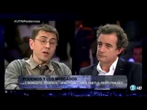 Juan Carlos Monedero: 'Ésto no es una crísis, es una estafa' - YouTube