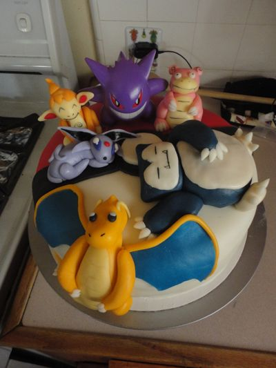 cool cakes on deviantart with images - Google Search