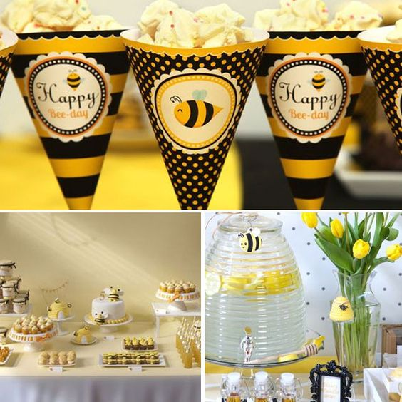 Festa abelhinha no #blogdoelo7