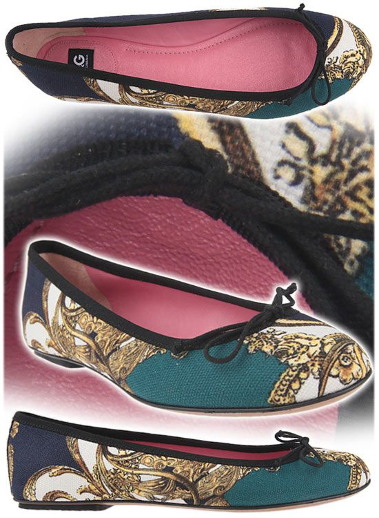 Dolce & Gabbana Womens Shoes - Spring - Summer 2012