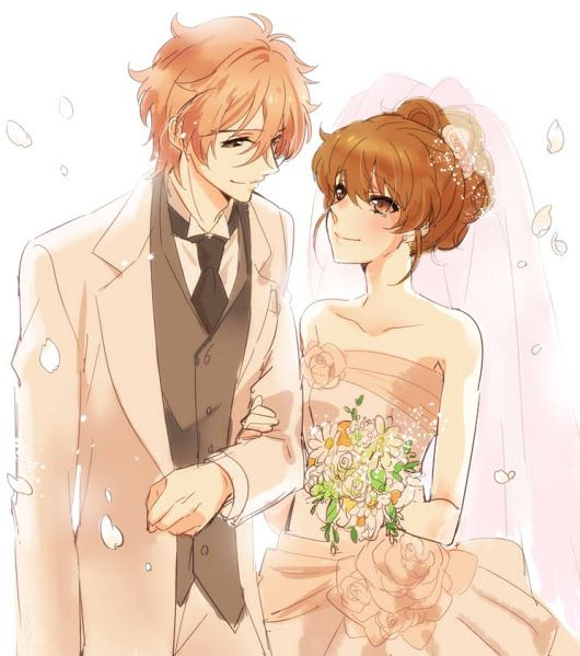 Sign In Brothers Conflict Anime Love Couple Anime Wedding