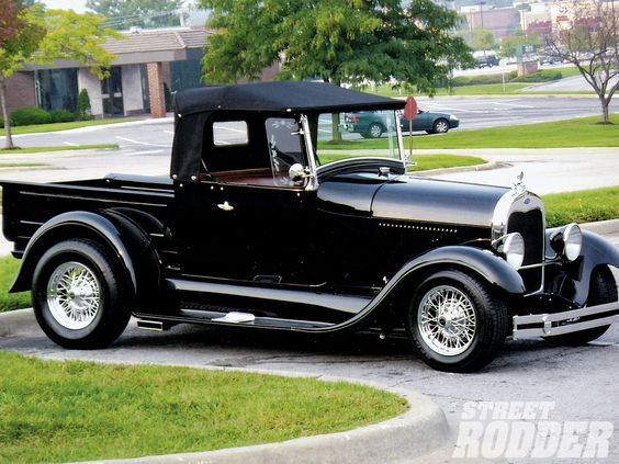 1929 Ford Truck Hot Rod   1929 Ford Roadster Pickup Right Side Photo 1..Re-pin..Brought to you by #agentsofInsurance at #HouseofInsurance in #EugeneOregon 97401, 97402, 97403, 97404, 97405