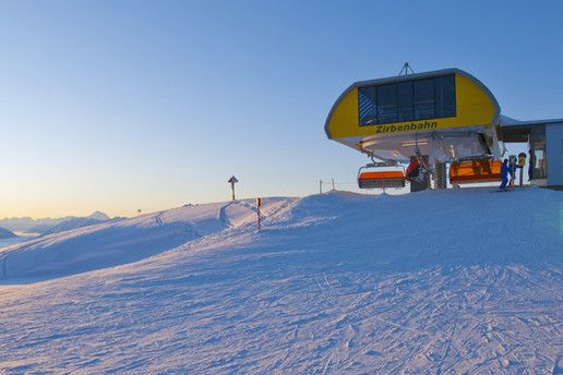 Hochzeiger Pitztal: Skiurlaub für Familien, Snowpark, Rodeln und traumhafte Pisten! #DachTirols