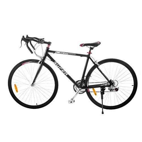 Mophorn Road Bike Aluminum Alloy Carbon Steel Aluminum Racing
