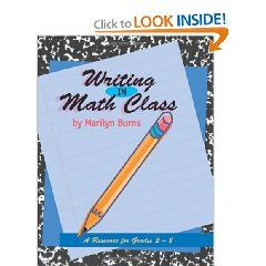 writing in math class