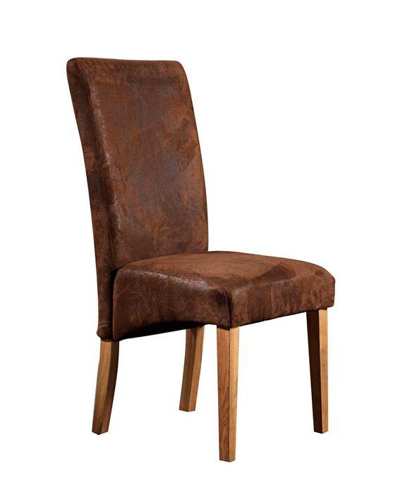 Esszimmerstuhl »Tom« (antikbraun) - Stühle - Esszimmer \ Küche - küchen dänisches bettenlager