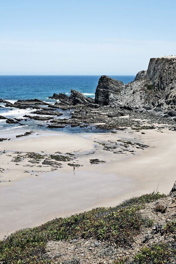 Vicentine Coast, South of Portugal.