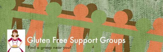 Gluten Free Support Groups. - Find a #glutenfree support group near you at Gluten Free Mama's Gluten Free & Allergy Free Food Network