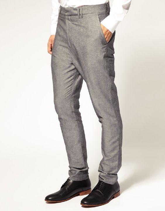 Pantalone Uomo Modello Tasca America Chino Slim Fit Cotone Elastico Colori Vari #men #fashion