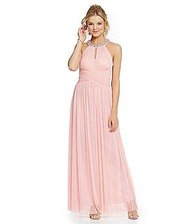 B darlin long dresses luxury