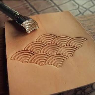 Resultado de imagen para leathercraft carving