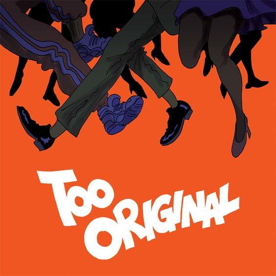 Major Lazer, Elliphant, Jovi Rockwell – Too Original (single cover art)