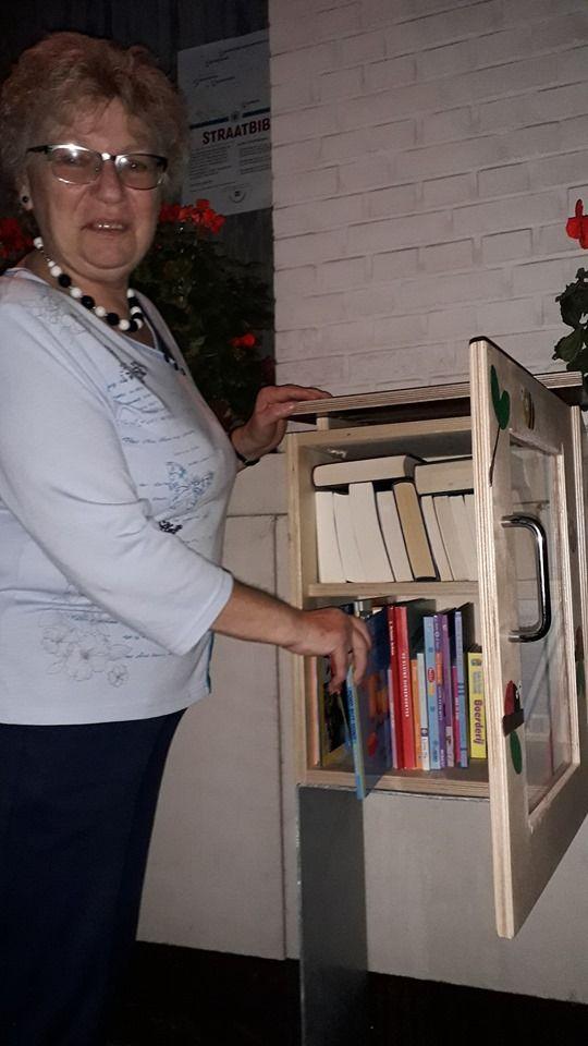 boekenruilkast Deurne