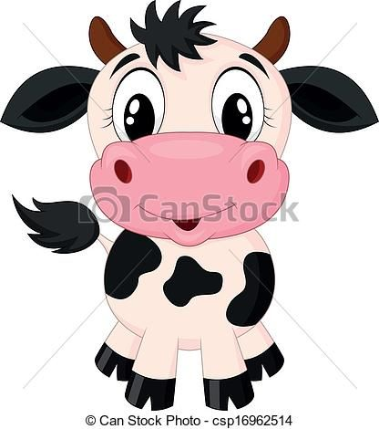 Moo cow Vector Clip Art EPS Images. 359 Moo cow clipart vector ...