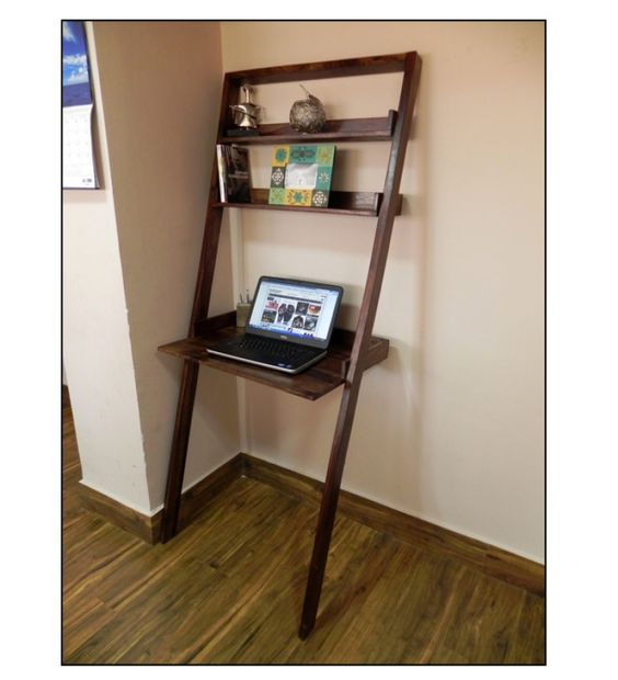 Laptop Table, Online Furniture Stores And Wood Ladder On