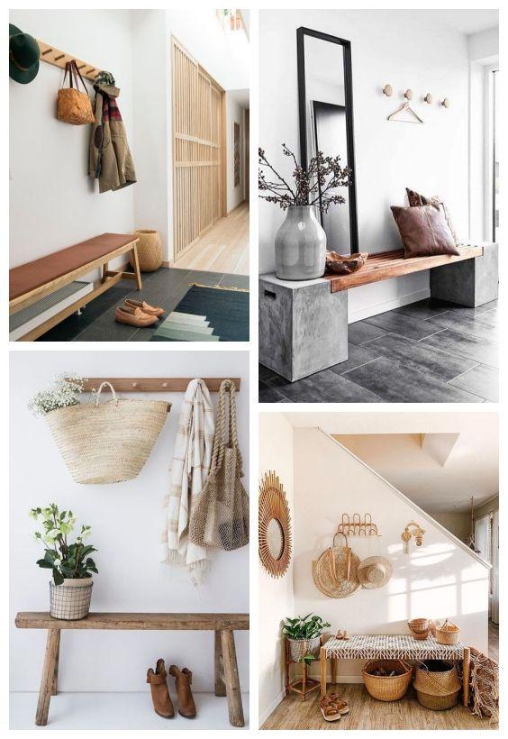 Astuces Deco Comment Decorer Une Petite Entree Home Decor