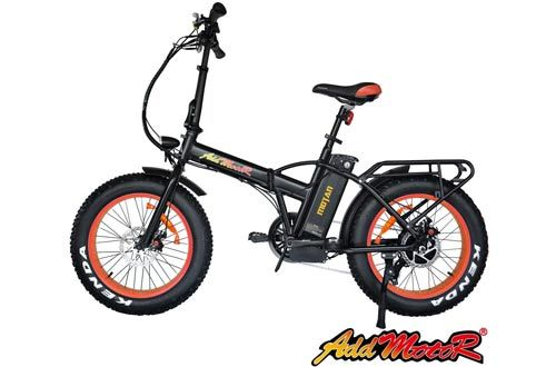 Top 10 Best Folding Electric Bikes For Sale Reviews In 2020