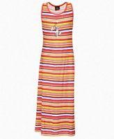 Baby Phat Girls Dress, Sleeveless Striped Maxi Dress