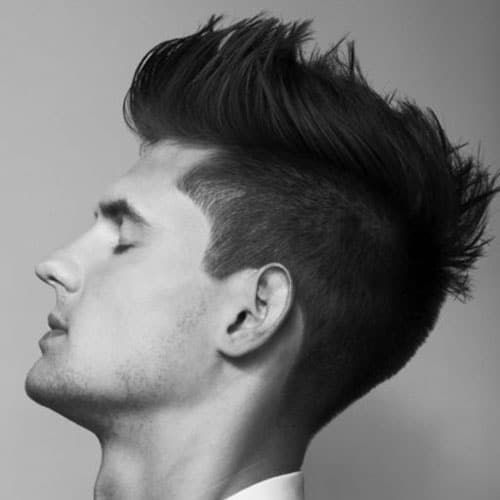 37 Cool Disconnected Undercut Haircuts For Men 2020 Guide In 2020 Mens Hairstyles Cool Hairstyles For Men Faux Hawk Hairstyles