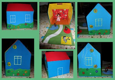 playhouse for an Evi-Doll, furniture is still to be made ;)