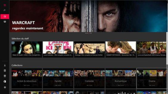 Films à Volonté – Applications Windows sur la boutique Microsoft
